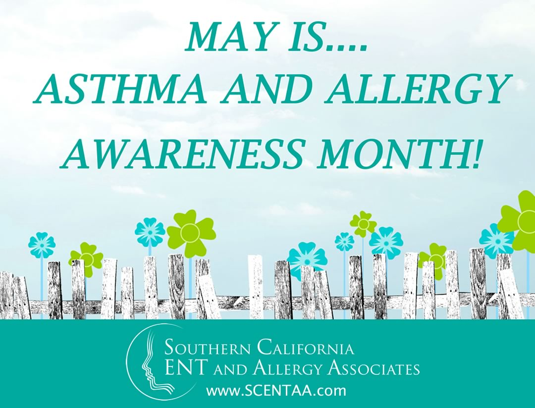 May Allergy and Asthma Awareness