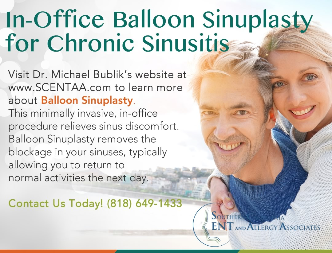 Relieve your sinus pressure